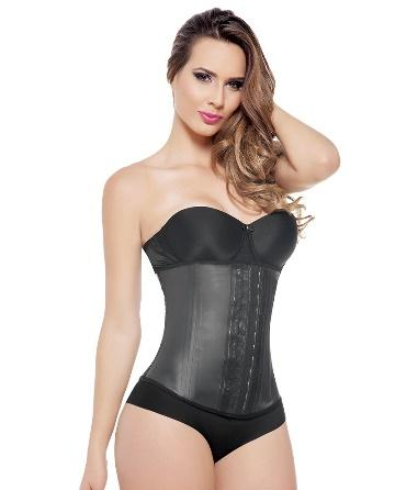 Waist Trainer or Cincher This shapewear is perfect for this body type because it focuses on the waist, accentuating and defining the waist